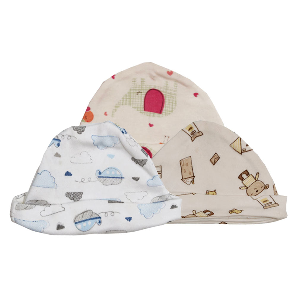ROCK A BYE Hat 3 Piece Bundle