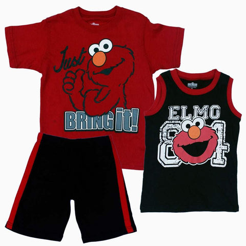 ELMO Just Bring it 3 piece Set