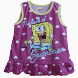 Nickelodeon Sleeve less Sponge bob Sleeveless Dress