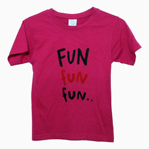 Anna philip fun pink t-shirt