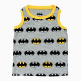 BatMan Logo Allover Grey Boys 2 piece Set