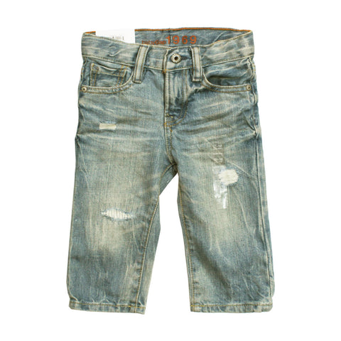 Baby GAP blue washed jeans