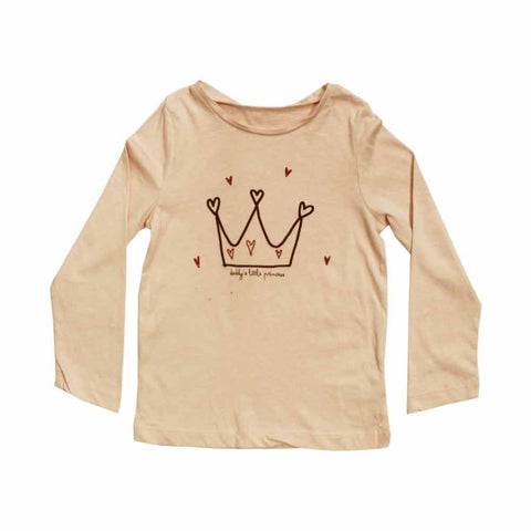 MOTHERCARE Daddys Princess Premum Cotton Pink Tshirt