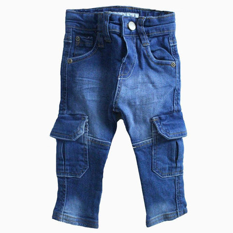 Dark blue Red Tag Boys jeans