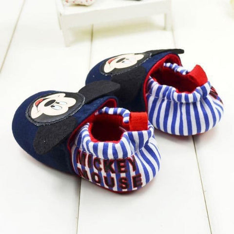 Disney Mickey Mouse Pre Walker Shoes