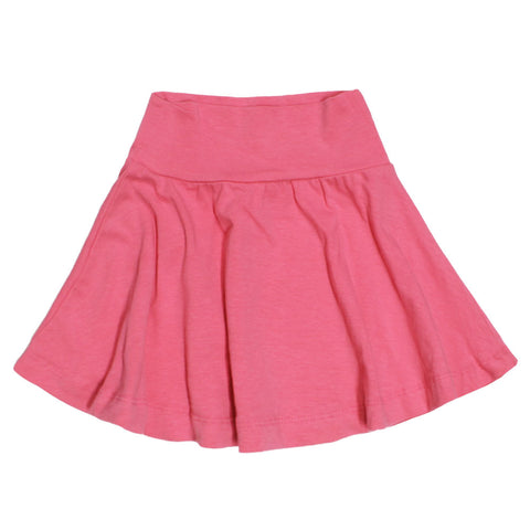 GLOBAL STOCK Pink Cotton Skirts