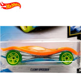 HOT WHEELS Clear Speeder Small Car Metal Body