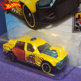 HOT WHEELS Time Attaxi Small Car Mattel Body
