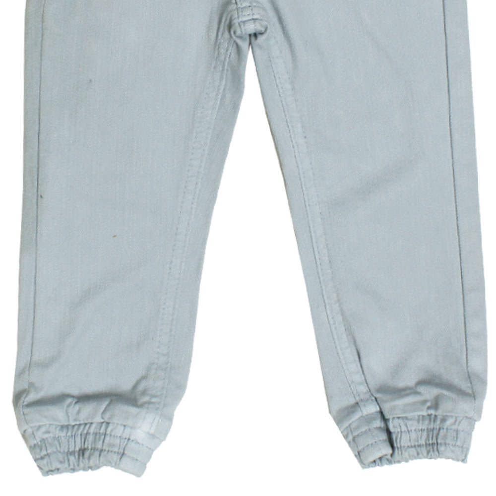 RED TAG Bottom Elastic Light Blue Girls Denim Jeans
