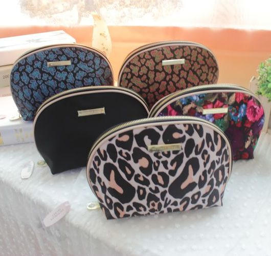 Victoria's Secret CHEETAH Cosmetic Bag