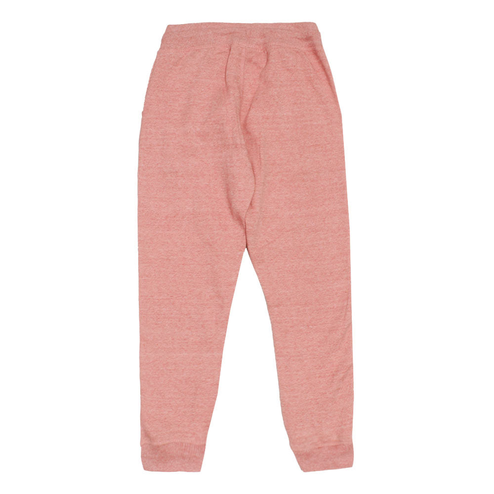 XMAIL Pink Girls Cotton Fleece Trouser