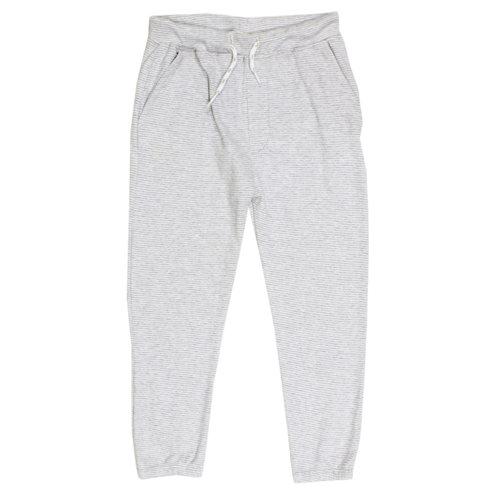 8311d664 ZARA Baby Girls Grey And White Stripes Cotton Trouser – Globalstock