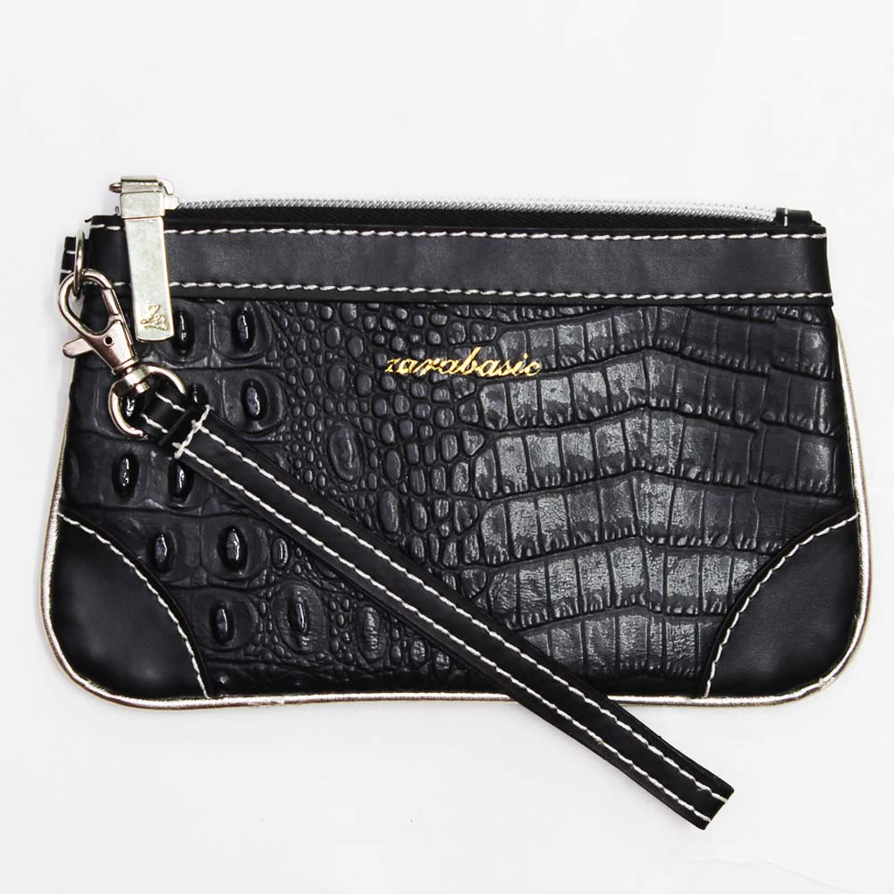 Zara Basic Clutch