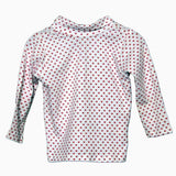 Vertbaudet Baby Girls Full sleeve High Neck Premium Cotton Tshirt