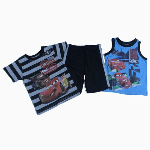 Disney car print 3 piece set