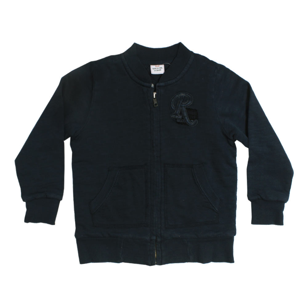 TAPE A LOEIL R Embroidery Blue Boys Jacket