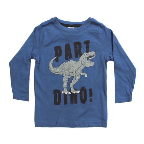 HnT Part Dino Premium Cotton Tshirt