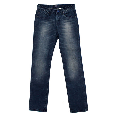 GAP KIDS Skinny Fit High Viscour Unisex Blue Jeans
