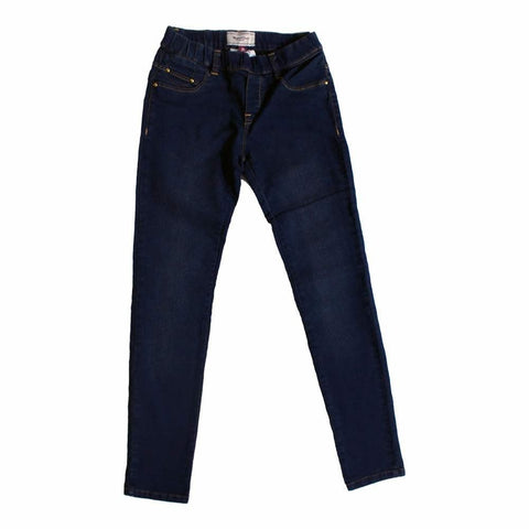 Mayoral Girls Blue Denim Jegging