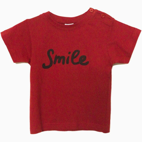 Anna Philip Red Smile unisex Tshirt