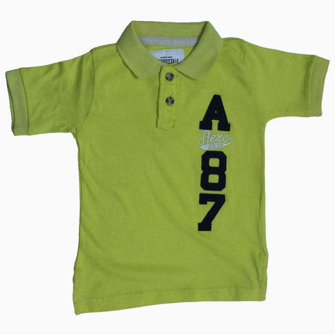 Aeropostale yellow A 87
