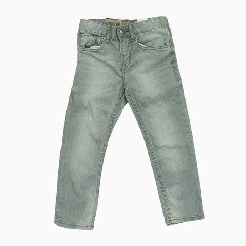 HnM Regular fit Boys Light Grey Jeans