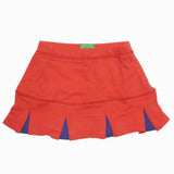 HOPSCOTCH Coral Cotton Frill Skirt