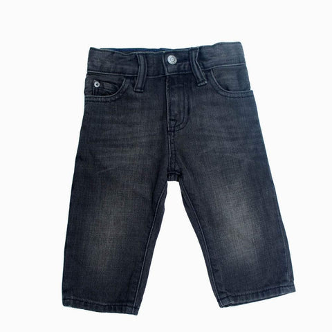 Baby GAP sandwashed Black boys Jeans