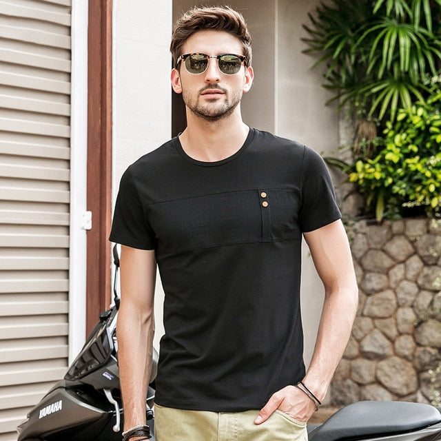 T Shirt Men Casual