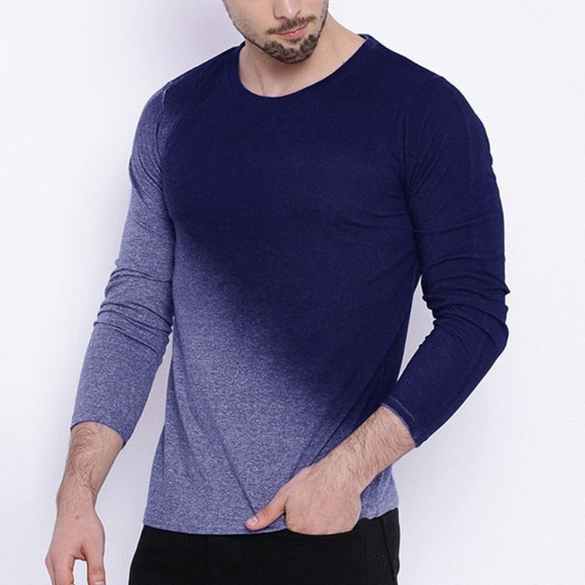 Long Sleeve Mens Tee Shirts