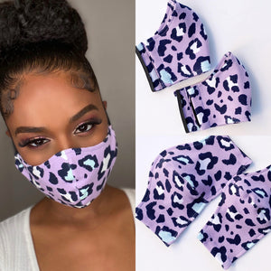 Women & Teens Face Masks Fun Prints