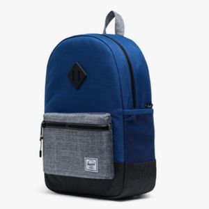 Heritage Backpack Youth - Monaco Blue - Herschel Supply