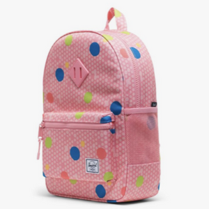 Heritage Backpack Youth - Primary Polka - Herschel Supply