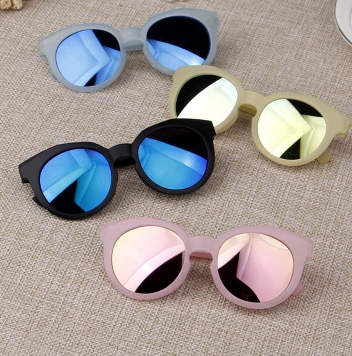 Kids Sunglasses Keyhole 6 Colors