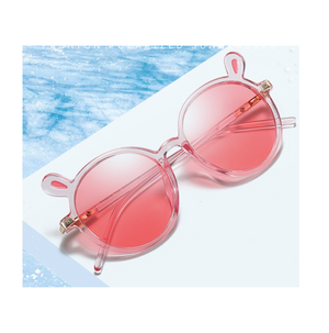 Kids Sunglasses Mickey Pink