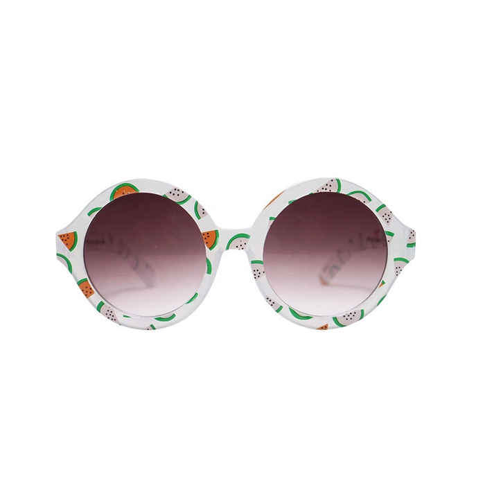 Kids Sunglasses Retro Round Watermelon