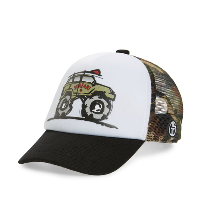 Surfari Trucker Hat- Grom Squad