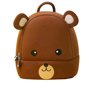 Brown Bear Backpack