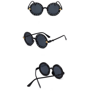 Kids Sunglasses Vintage Black L'aveugle Par Amour