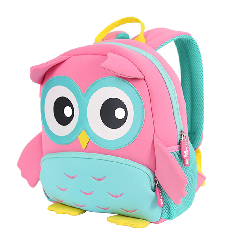 Owl School Backpack