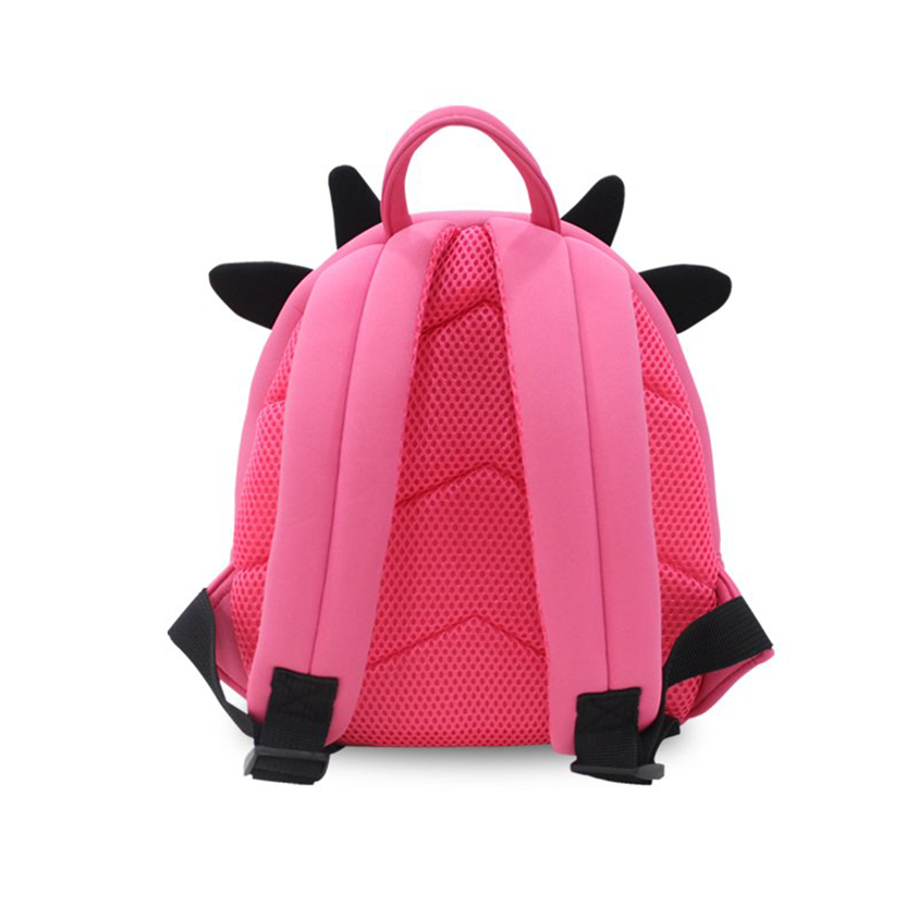 Pink Cow Backpack