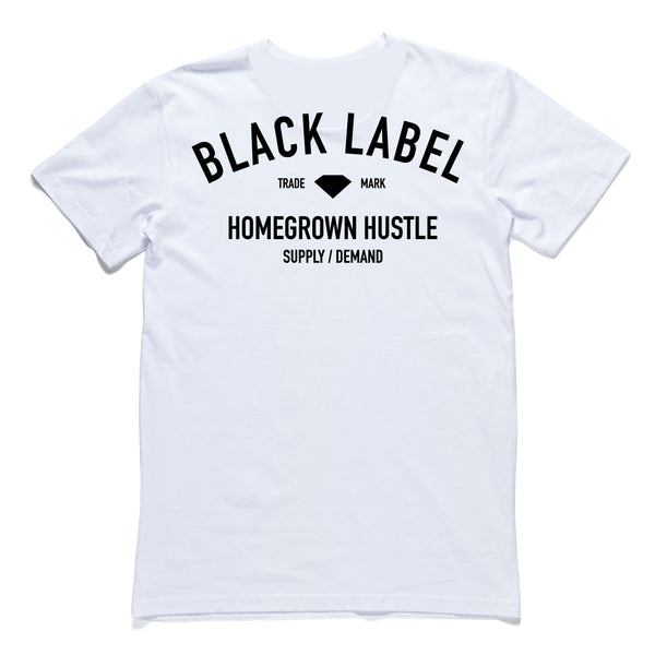 Homegrown Hustle - White