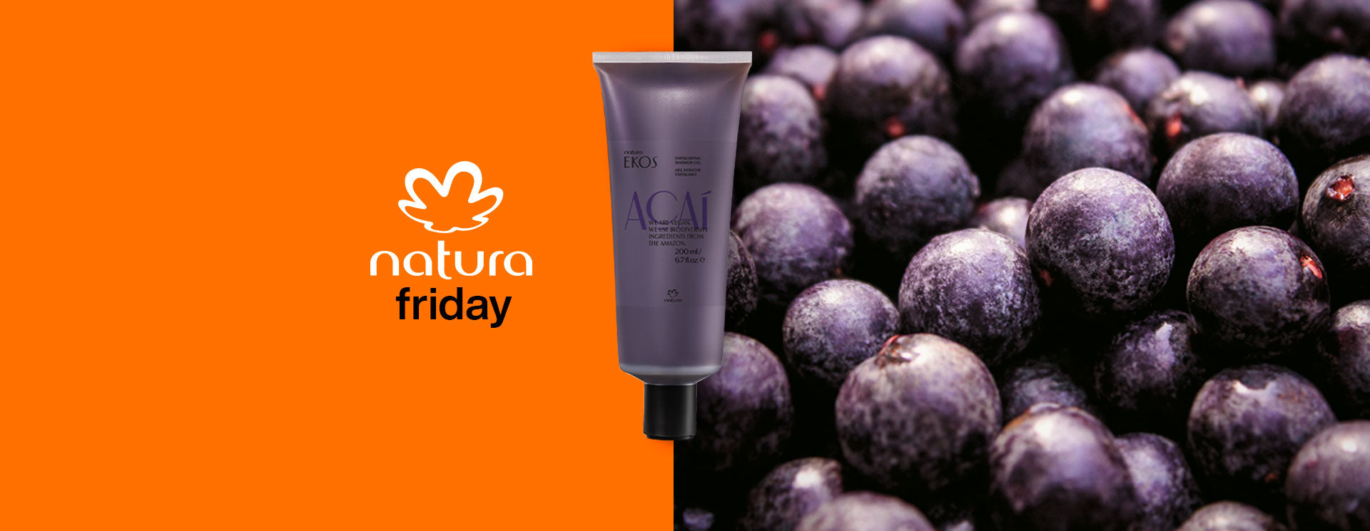 Natura Friday: Your purchase matters to someone's world