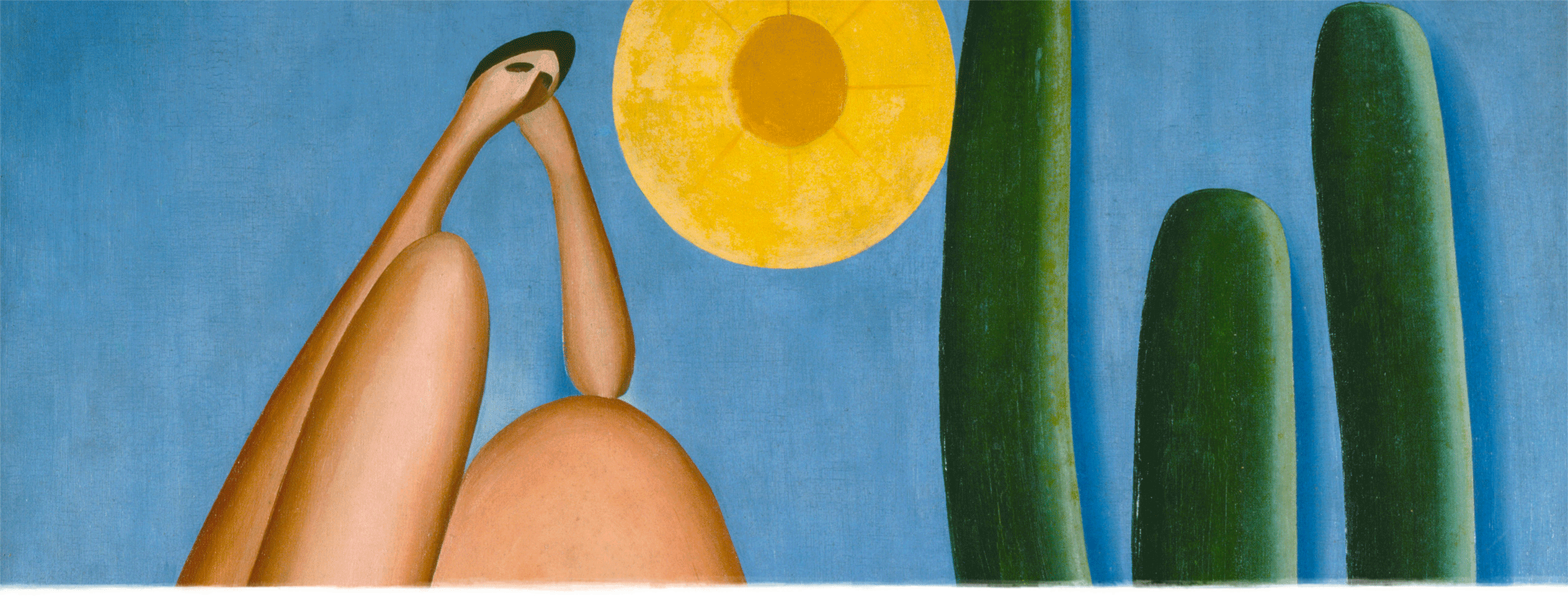Tropical Sublime: Tarsila do Amaral at MoMA