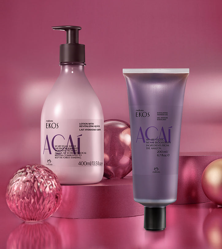 <p><i>Celebrate with energy. </i>Superfeed your holiday wishes with these two bath&body essentials.</p>