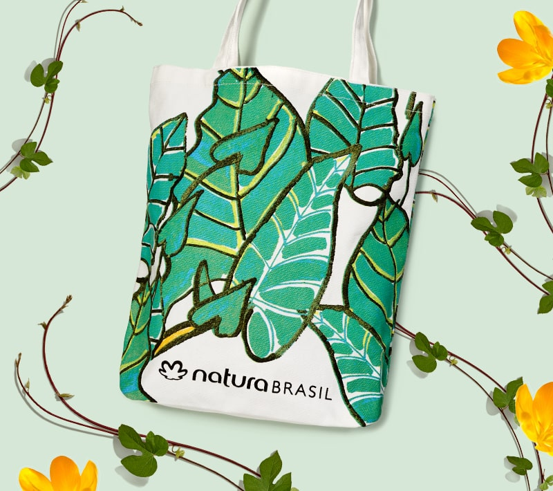 Free Canvas Tote for Earth Month