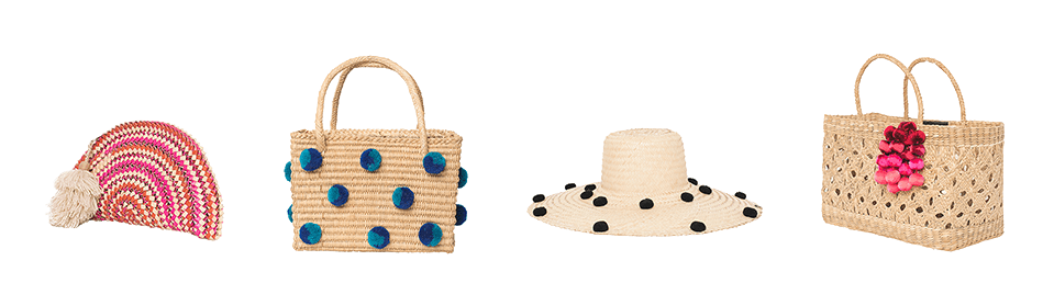 Nanacay Collection, Hats & Bags