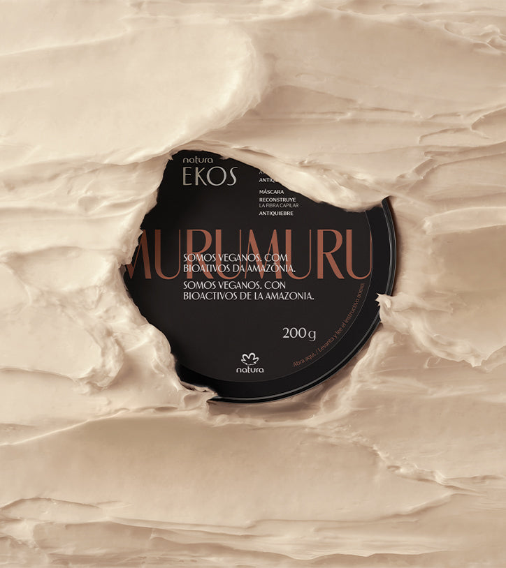 Good Hair Day, Everyday with Murumuru Hair Mask.
