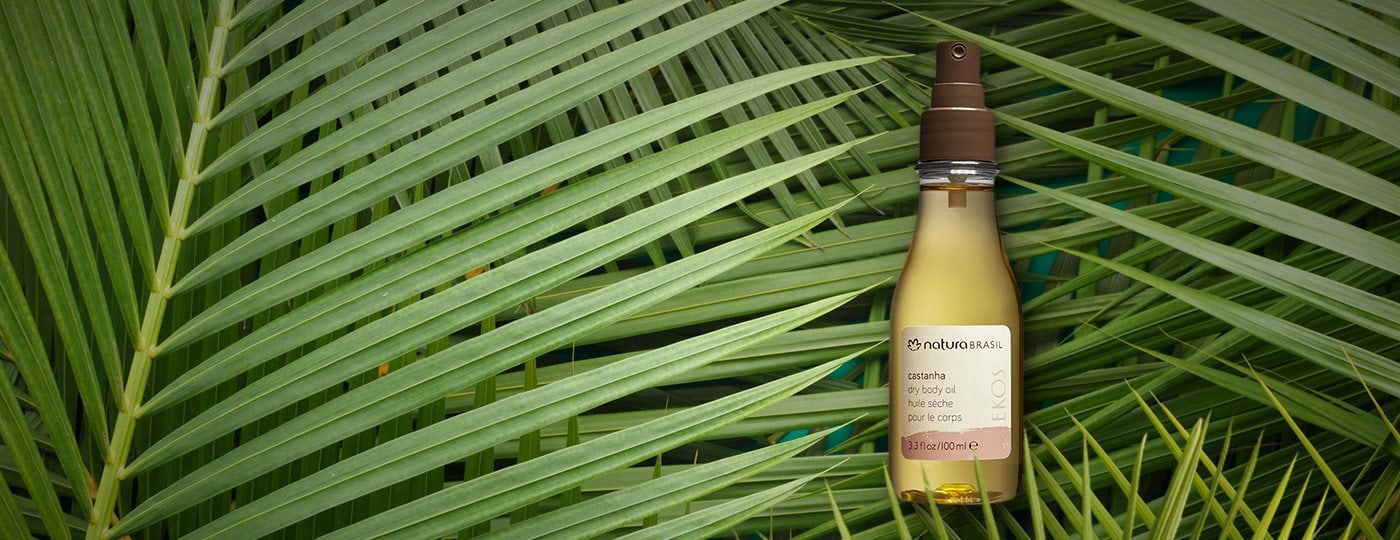 Castanha Dry Body Oil _100ml