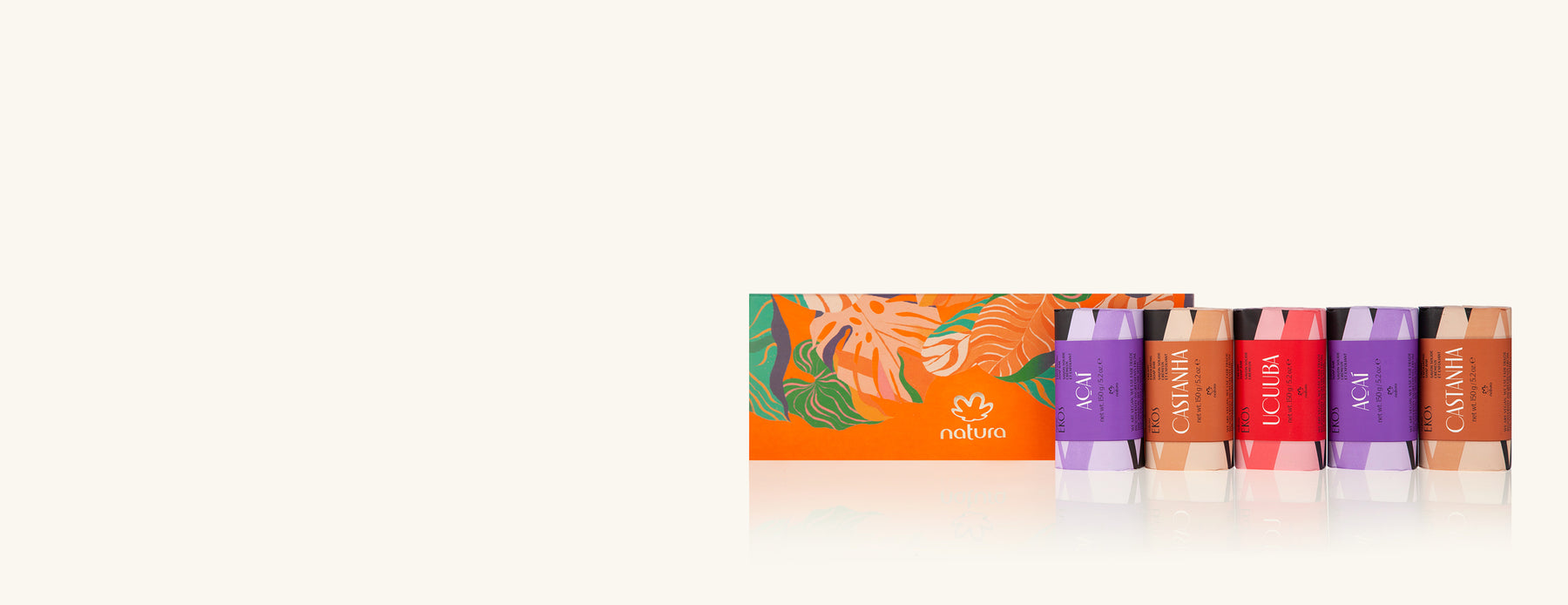 natura ekos Soap Collection